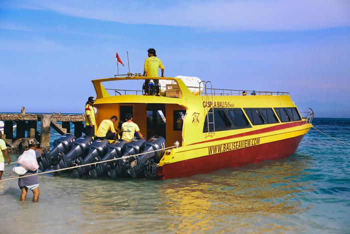 Caspla Fast Boat
