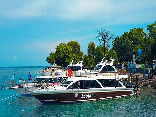 Idola Express Fast Boat@thenusapenida.com