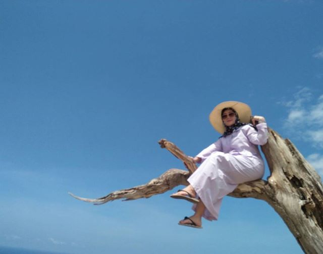 Pohon Cinta Mati Nusa Penida.