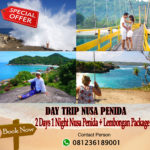 2 Days 1 Night Nusa Penida + Lembongan Package copy