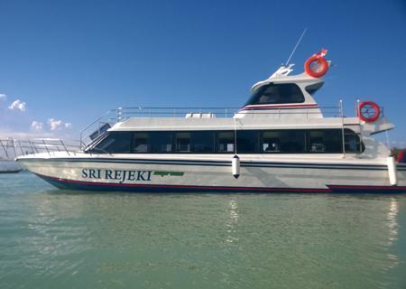 Sri Rejeki Fast Boat,,,
