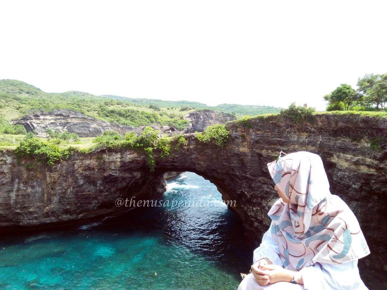 Harga Paket Tour Ke Nusa Penida Tahun 2018 Murah Honeymoon Bali 4 Hari 3 Malam Update Brokenbeach 2 Sepeda Motor