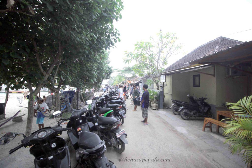 Sewa Sepeda Motor di Nusa Penida@thenusapenida.com