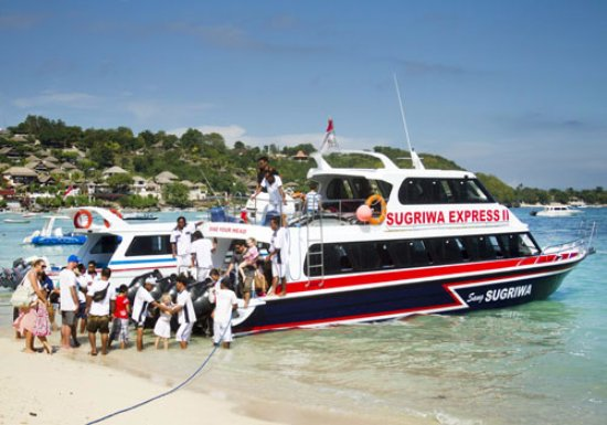 Sugriwa Express Fast Boat@thenusapenida.com