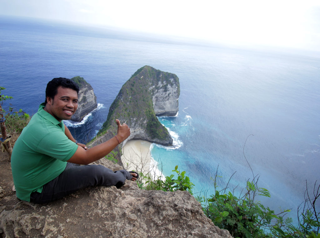 Kelingking Beach Nusa Penida,,,