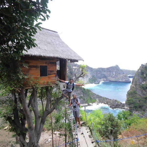 Rumah pohon molenteng Nusa Penida@thenusapenida.com