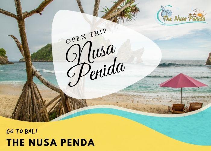 open trip nusa penida 2021